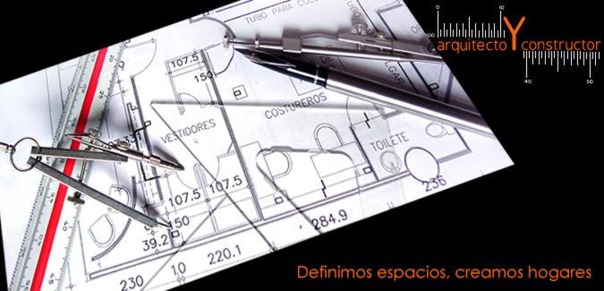 Arquitecto y constructor estudio de arquitectura for Arquitecto constructor
