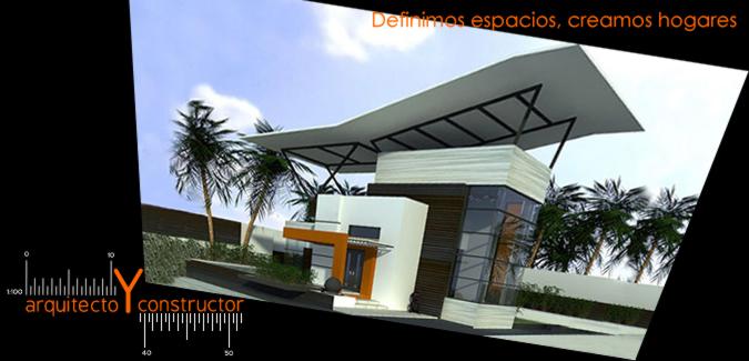Arquitecto y constructor servicios y asesoramiento for Arquitecto constructor